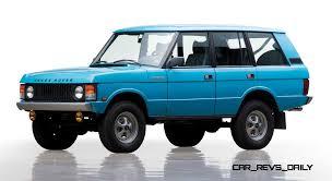original range rover 1987 range rover vogue se