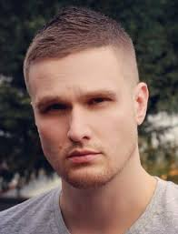 goodlooking men with cropped hair 35 unique very short haircuts for men