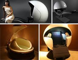 futuristic beds pod beds futuristic sleepers for on the job napping