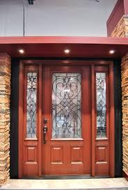 Fiberglass Exterior Doors With Sidelights Fiberglass Exterior Doors With Glass Best Fiberglass Entry Doors