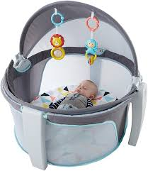 amazon com fisher price on the go baby dome white baby
