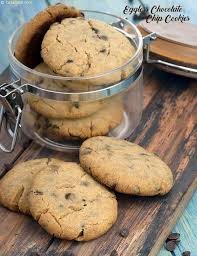 eggless chocolate chip cookies chocolate chip cookies recipe