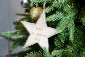 personalise your christmas with my 1st years my 1st years blog