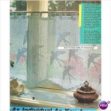 Bird Lace Curtains 25 Unique Crochet Curtain Pattern Ideas On Pinterest Crochet