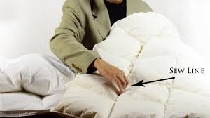 Luxury Down Comforter Different Down Comforter Construction Styles Cristions Fine