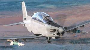 at 6 light attack aircraft let s face it the usaf isn t serious about buying a light attack