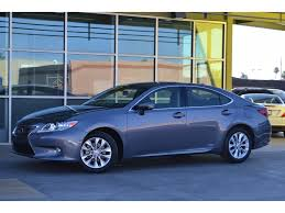 lexus hybrid for sale 2015 lexus es 300h for sale in tempe az used lexus sales