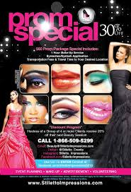 makeup artist school ta make up artist promotional flyer design graphic design