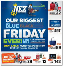navy exchange deals and black friday ad