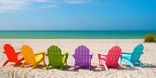 Beach Armchair Sofa Adirondack Chairs On Beach Adirondack Chairs On Beach