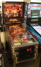 theater of magic pinball machine store pinballz arcade