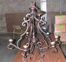 Metal Chandelier Chandeliers Government Auctions Blog Governmentauctions Org R