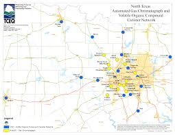 Dallas Area Code Map by Barnett Shale Maps And Charts Tceq Www Tceq Texas Gov
