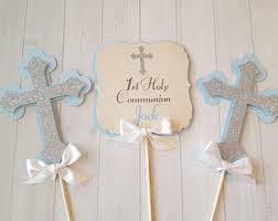 Decoration For First Communion Communion Decor Etsy