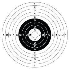 printable shooting targets pdf printable bb gun targets targets printable bb gun targets pdf sjan