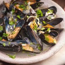 cuisine au vin blanc recette moules marinieres au vin blanc facile rapide