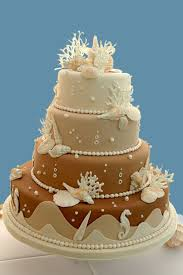 20 beach wedding cakes ideas 99 wedding ideas