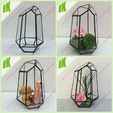acrylic photo frame glass terrarium reptile cage for christmas