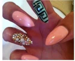 122 best pointy nails images on pinterest pointy nails cute