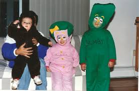 Gumby Halloween Costume Gayle Tales Boo