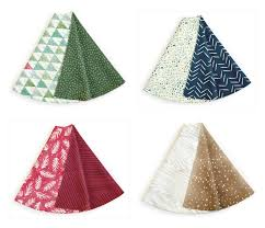 modern christmas tree cool modern christmas tree skirts that go with your decor not