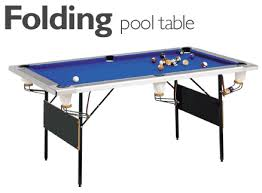 4ft pool table folding table uk from mercury leisure