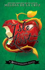isle of the lost a descendants novel disney wiki fandom