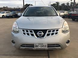 nissan rogue engine light 2012 used nissan rogue fwd 4dr sl at car guys serving houston tx