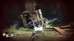 Terminus Cave Map Destiny 2 Ps4 Gameplay Cayde 6 After Level 20 Scout Reports