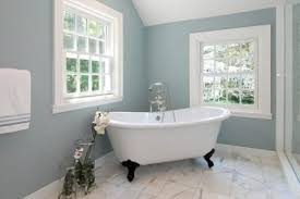 Neutral Color Bathrooms - grey colored bathrooms for best small bathroom colors gj home design