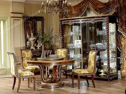 Italian Dining Room Furniture Italian Furniture Zeus Gold Table Italian Dining Room