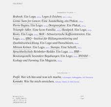 adresse si e social jens windolf grafikdesign und direction fonts in use