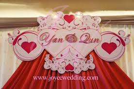 wedding backdrop name design backdrop name for wedding joyce wedding services