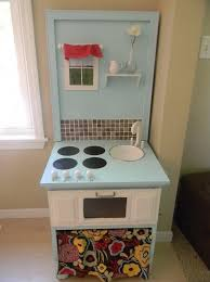 diy play kitchen ideas from an old nightstand to an adorable play kitchen your projects obn
