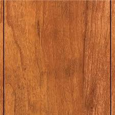 Trafficmaster Laminate Flooring Hampton Bay High Gloss Pacific Cherry 8 Mm Thick X 5 In Wide X 47