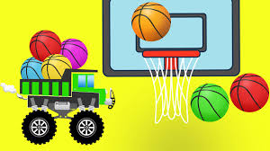specials basketball and other learning toys colors with