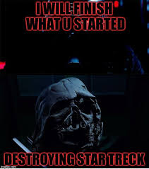 i will finish what you started star wars force awakens blank
