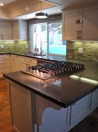 kitchen island grande peninsula kitchen design medium brown flat
