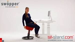 Benefit Of Standing Desk by Swopper Tips For Using The Swopper Youtube