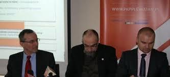 Witold Modzelewski, Radca Prawny; Wiesław Klimaszewski, Prezes Zarządu OZPNOP; Rafał Brzoska, Prezes Zarządu InPost, Członek OZPNOP - 3825