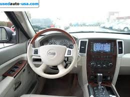 jeep overland for sale for sale 2008 passenger car jeep grand overland