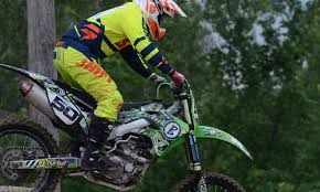 what channel is the motocross race on for a great season