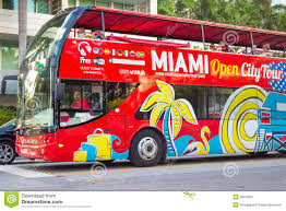 Miami Beach Bus Map Tour Bus In Miami The Best Bus