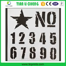 Stencils Stencils Suppliers And Manufacturers At Alibaba Com