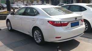 2013 lexus es hybrid specs 2013 lexus es vi u2013 pictures information and specs auto database com