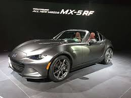Jeremy Barnes Mazda The 2017 Mazda Miata Rf Has Fastback Looks Open Roof Charm The