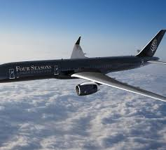 come aboard the four seasons jet tcs world travel