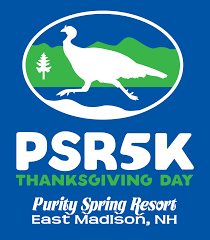 purity 5k thanksgiving day trail race in east nh