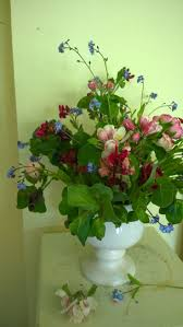 24 best spring flower arrangements images on pinterest