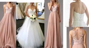 will this bridesmaid dress make my wedding dress more plain pics